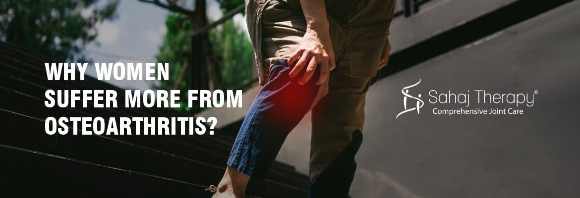 Suffer from knee pain