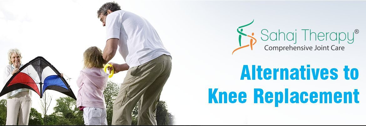 Alternative to knee replacement